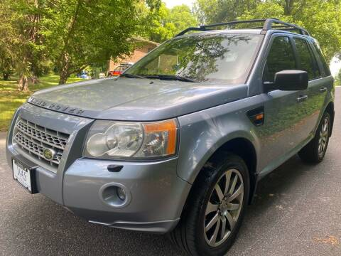 2008 Land Rover LR2 for sale at Viewmont Auto Sales in Hickory NC