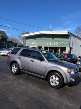 2008 Ford Escape for sale at SHEFFIELD MOTORS INC in Kenosha WI