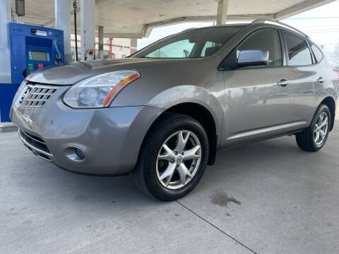 2009 Nissan Rogue for sale at JE Auto Sales LLC in Indianapolis IN