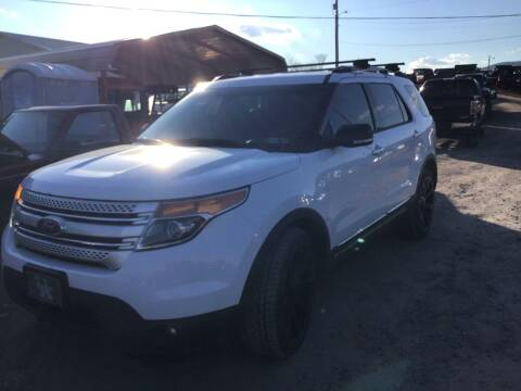 2014 Ford Explorer for sale at Troys Auto Sales in Dornsife PA