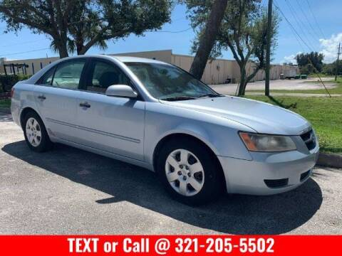 2008 Hyundai Sonata for sale at Jaylee's Auto Sales, Inc. in Melbourne FL