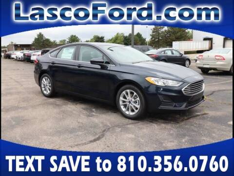 2020 Ford Fusion for sale at Lasco of Grand Blanc in Grand Blanc MI