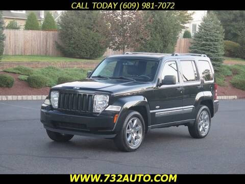 2012 Jeep Liberty for sale at Absolute Auto Solutions in Hamilton NJ