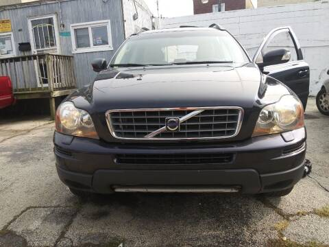 2007 Volvo XC90 for sale at K J AUTO SALES in Philadelphia PA