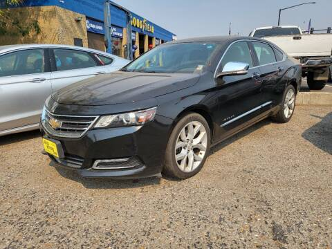 2016 Chevrolet Impala for sale at M.A.S.S. Motors - MASS MOTORS in Boise ID