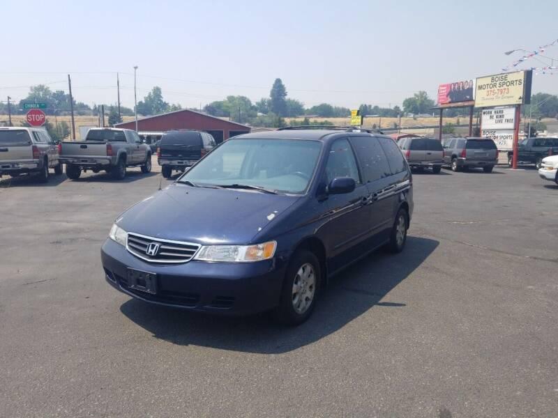 2004 Honda Odyssey for sale at Boise Motor Sports in Boise ID