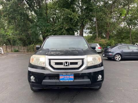 2009 Honda Pilot for sale at FIRST CLASS AUTO in Arlington VA