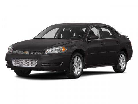 2014 Chevrolet Impala Limited for sale at Gary Uftring's Used Car Outlet in Washington IL