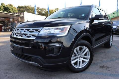 2019 Ford Explorer for sale at OCEAN AUTO SALES in Miami FL