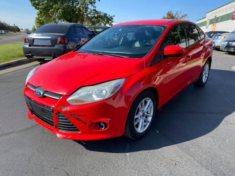 2012 Ford Focus for sale at All-Star Auto Brokers in Layton UT
