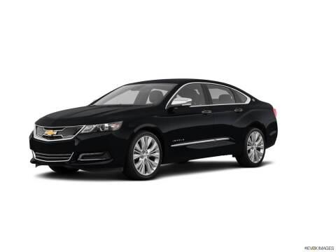 2018 Chevrolet Impala for sale at Carros Usados Fresno in Fresno CA
