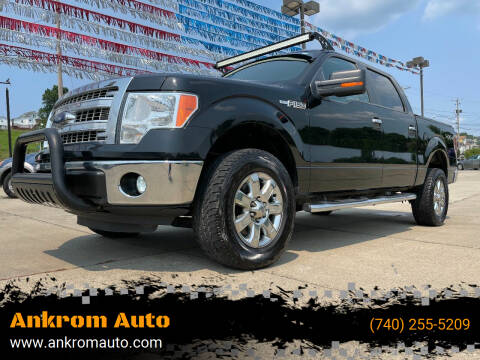 2014 Ford F-150 for sale at Ankrom Auto in Cambridge OH