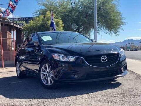2016 Mazda MX-6 for sale at Boktor Motors in Las Vegas NV