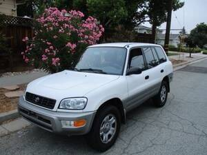 2000 Toyota RAV4 for sale at Inspec Auto in San Jose CA