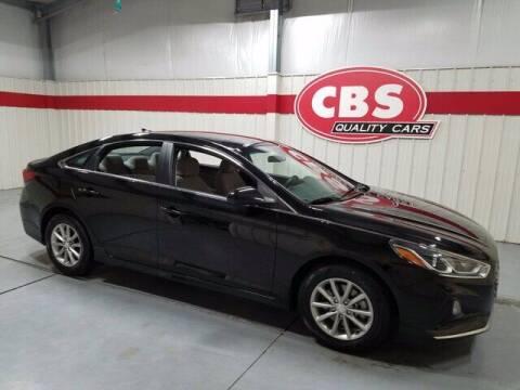 2019 Hyundai Sonata for sale at CBS Quality Cars in Durham NC