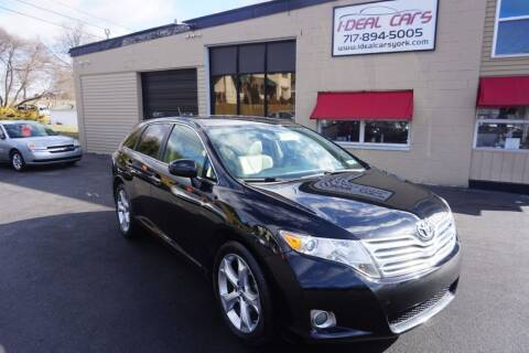 2009 Toyota Venza for sale at I-Deal Cars LLC in York PA