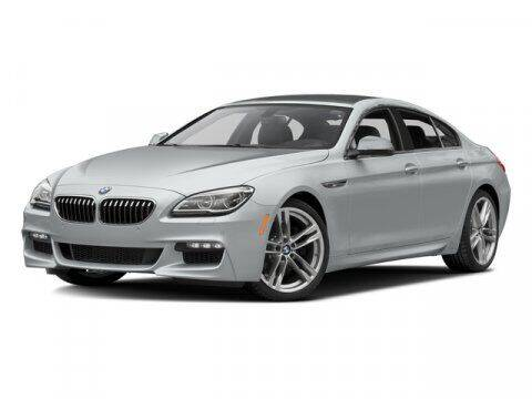 2017 BMW 6 Series for sale at NYC Motorcars in Freeport NY