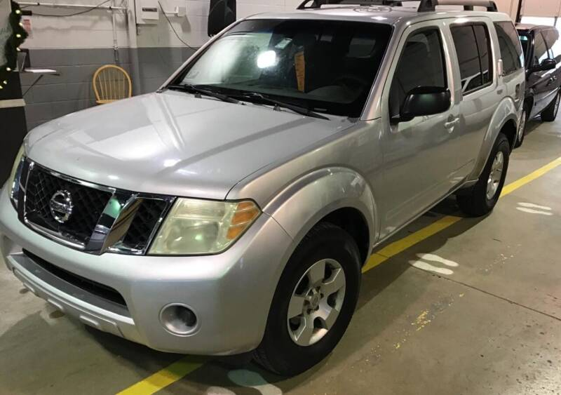 2008 Nissan Pathfinder for sale at Southtown Auto Sales in Albert Lea MN