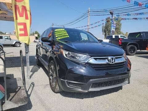 2018 Honda CR-V for sale at La Playita Auto Sales Tulare in Tulare CA