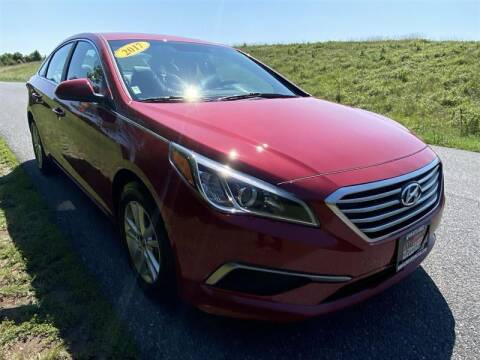 2017 Hyundai Sonata for sale at Mr. Car City in Brentwood MD