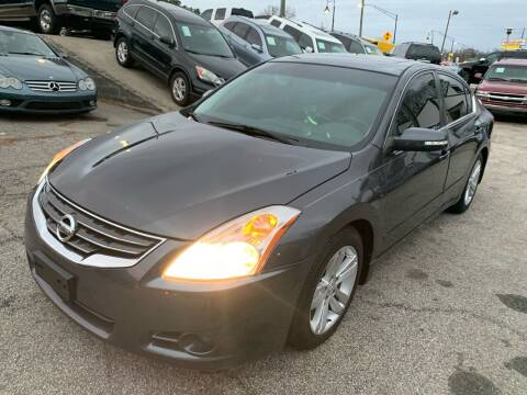 2010 Nissan Altima for sale at Philip Motors Inc in Snellville GA