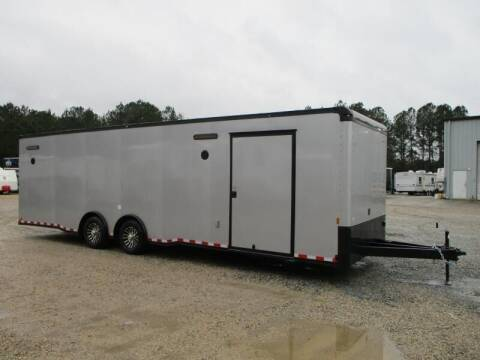 2021 Continental Cargo Sunshine 30' Loaded Spread Axl