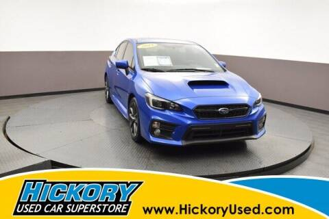 2019 Subaru WRX for sale at Hickory Used Car Superstore in Hickory NC