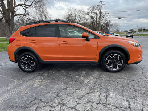 2014 Subaru XV Crosstrek for sale at Westview Motors in Hillsboro OH