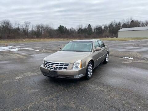 2006 Cadillac DTS for sale at Caruzin Motors in Flint MI