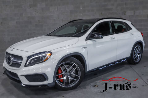 2015 Mercedes-Benz GLA for sale at J-Rus Inc. in Macomb MI