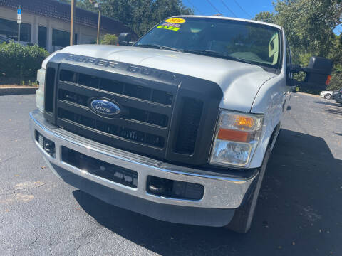 2010 Ford F-250 Super Duty for sale at Elite Florida Cars in Tavares FL