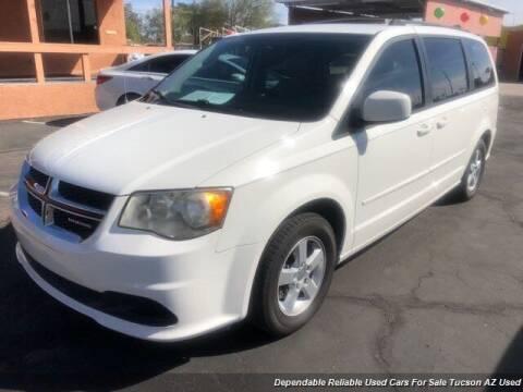 2012 Dodge Grand Caravan for sale at Noble Motors in Tucson AZ