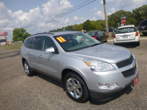 2011 Chevrolet Traverse for sale at Country Side Car Sales in Elk River MN