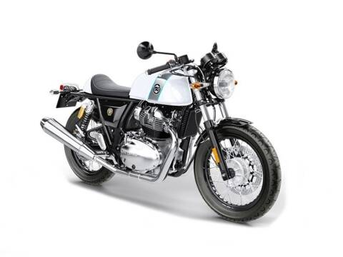 2021 Royal Enfield Continental GT Ice Queen for sale at Head Motor Company - Head Indian Motorcycle in Columbia MO