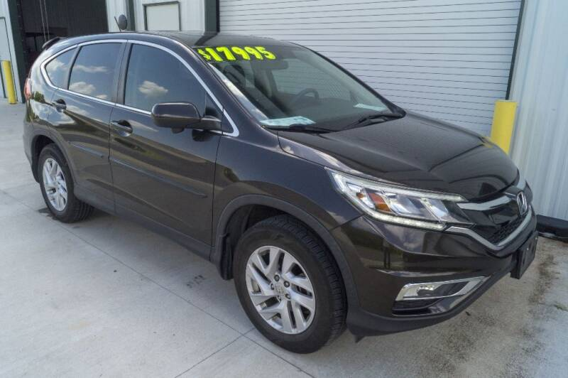 2016 Honda CR-V for sale at Deaux Enterprises, LLC. in Saint Martinville LA