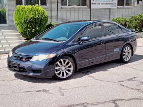 2010 Honda Civic for sale at Clean Fuels Utah in Orem UT
