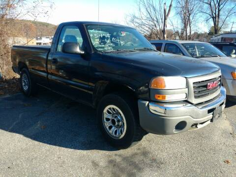 2007 GMC Sierra 1500 for sale at Auto Brokers of Milford in Milford NH