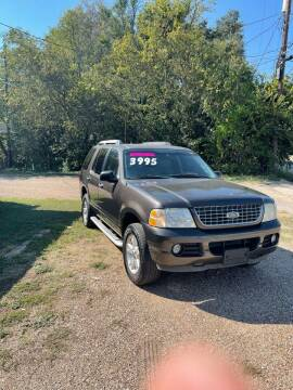 2005 Ford Explorer for sale at Holders Auto Sales in Waco TX