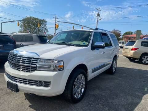 2013 Lincoln Navigator for sale at American Best Auto Sales in Uniondale NY