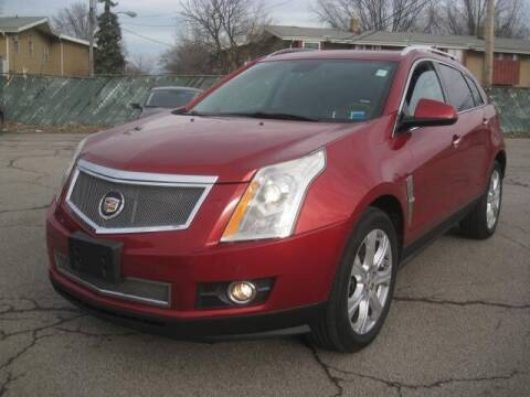 2010 Cadillac SRX for sale at ELITE AUTOMOTIVE in Euclid OH