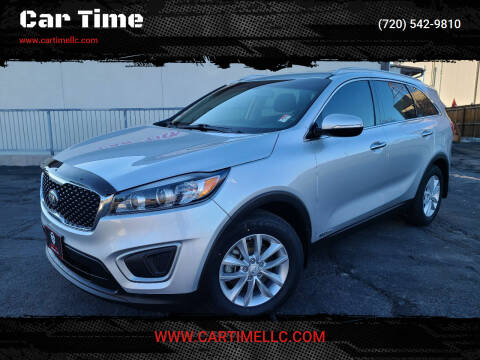 2017 Kia Sorento for sale at Car Time in Denver CO