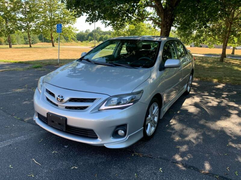 2013 Toyota Corolla for sale at Lux Car Sales in South Easton MA