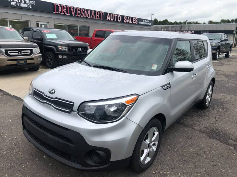 2017 Kia Soul for sale at DriveSmart Auto Sales in West Chester OH
