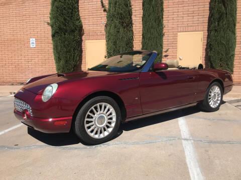 2004 Ford Thunderbird for sale at Freedom  Automotive in Sierra Vista AZ