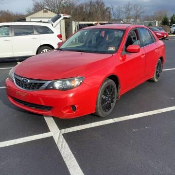 2009 Subaru Impreza for sale at CRS 1 LLC in Lakewood NJ