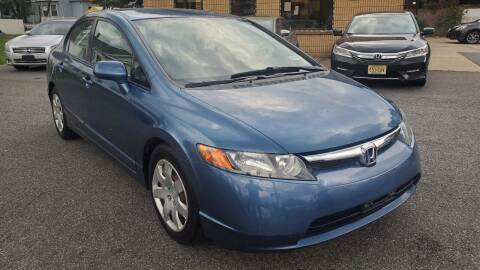 2008 Honda Civic for sale at Citi Motors in Highland Park NJ