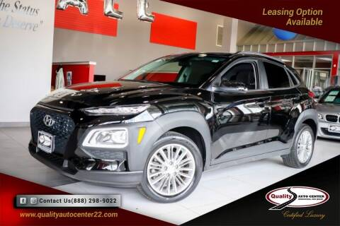 2018 Hyundai Kona for sale at Quality Auto Center in Springfield NJ