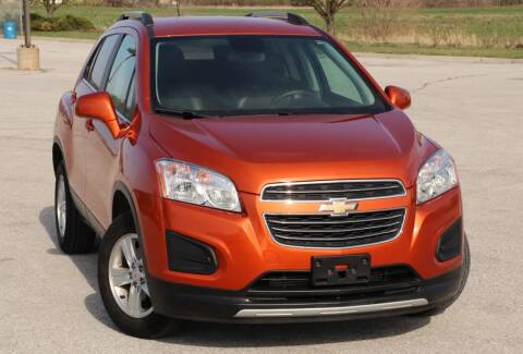 2015 Chevrolet Trax for sale at Big O Auto LLC in Omaha NE