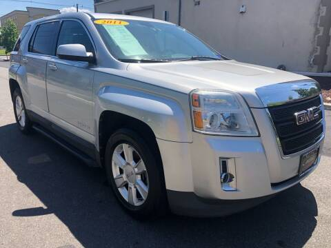 2011 GMC Terrain for sale at Costas Auto Gallery in Rahway NJ