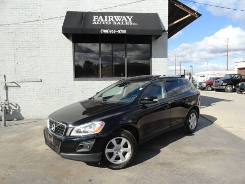 2010 Volvo XC60 for sale at FAIRWAY AUTO SALES, INC. in Melrose Park IL